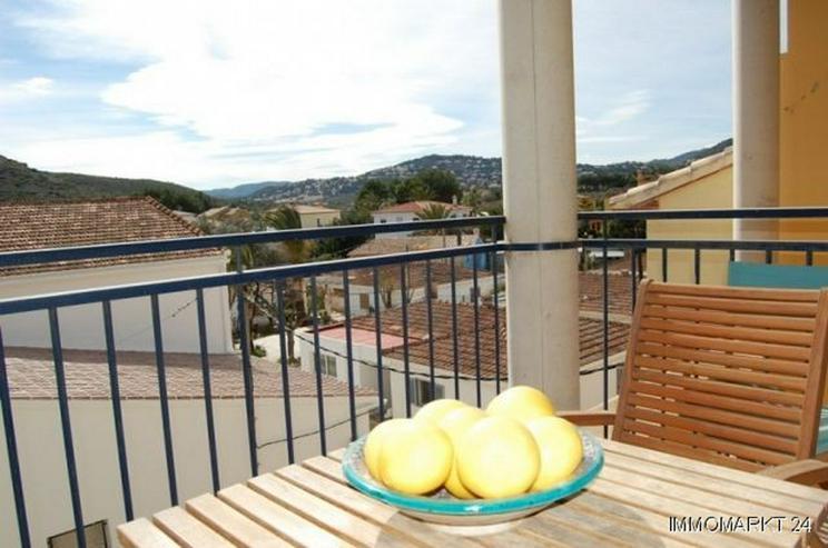 Großes Appartement in ruhiger Lage in La Xara - Wohnung kaufen - Bild 1