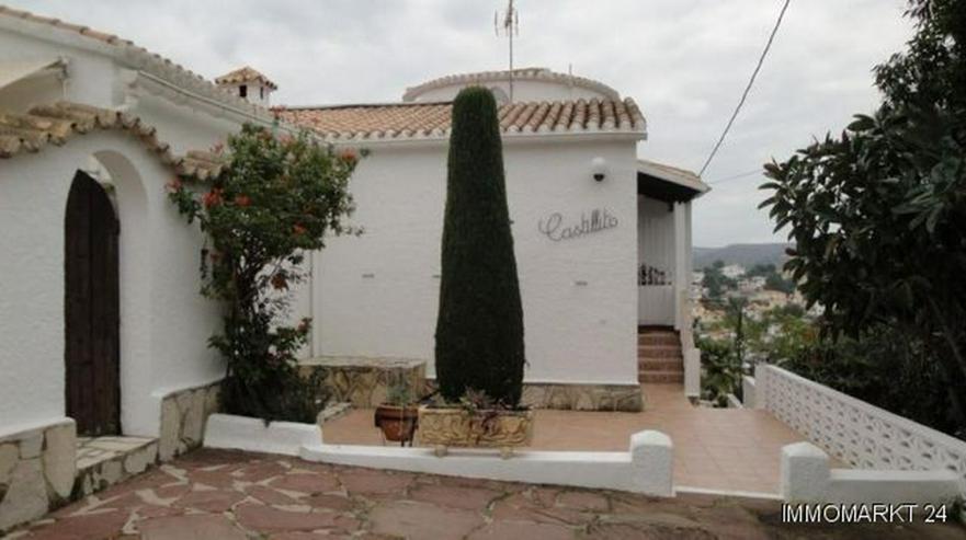 Villa mit Ausblick aufs Meer und das Gebirge - Haus kaufen - Bild 1