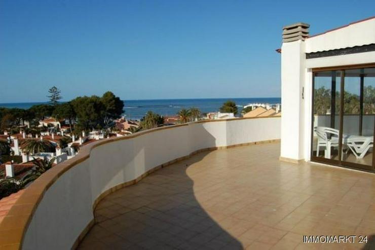 Penthouse mit phantastischem Meerblick in Las Marinas - Wohnung kaufen - Bild 1