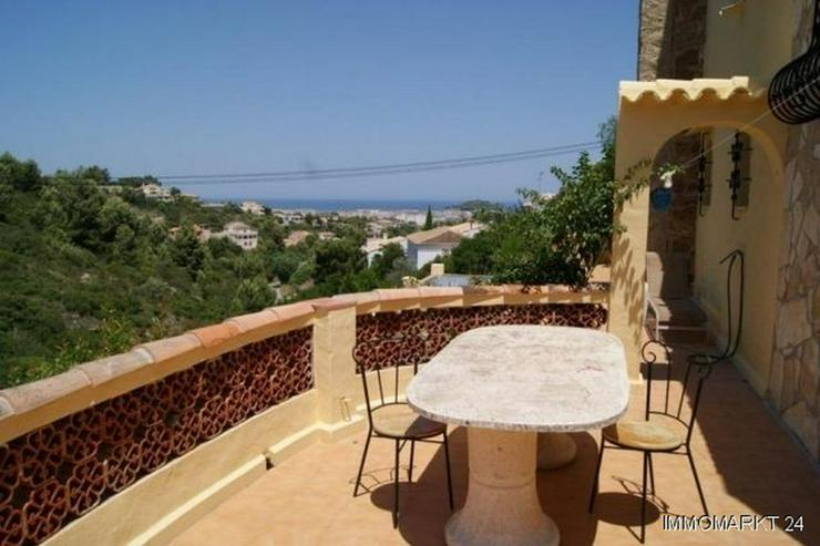 Villa mit phantastischem Meerblick - Haus kaufen - Bild 1