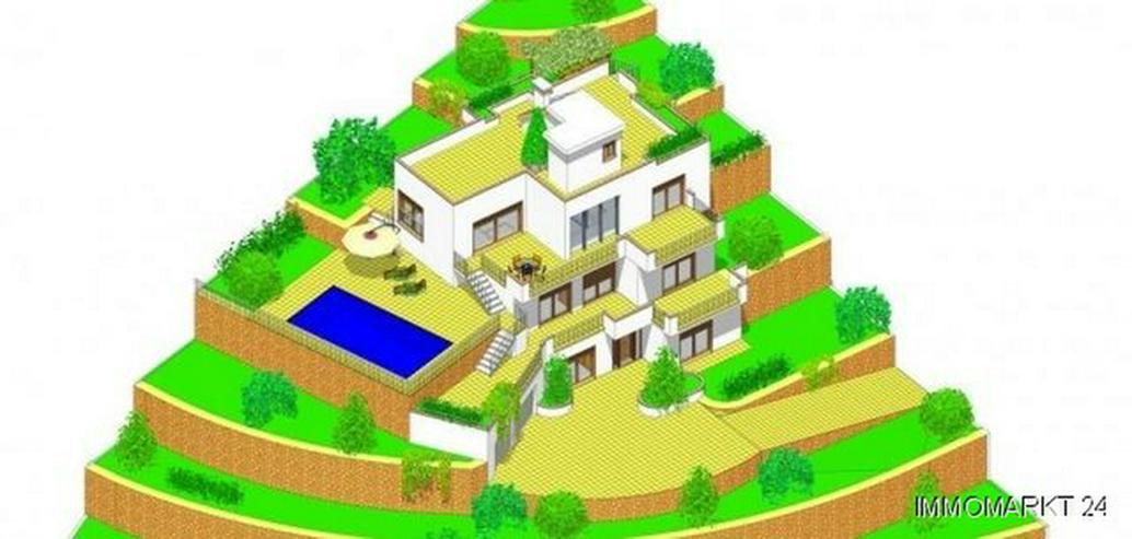 Neubau-Villa mit herrlichem Meerblick - Haus kaufen - Bild 1