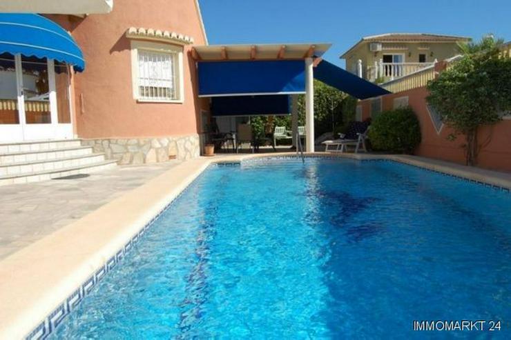 Bild 3: Topp gepflegte Villa mit Pool in Barranquets