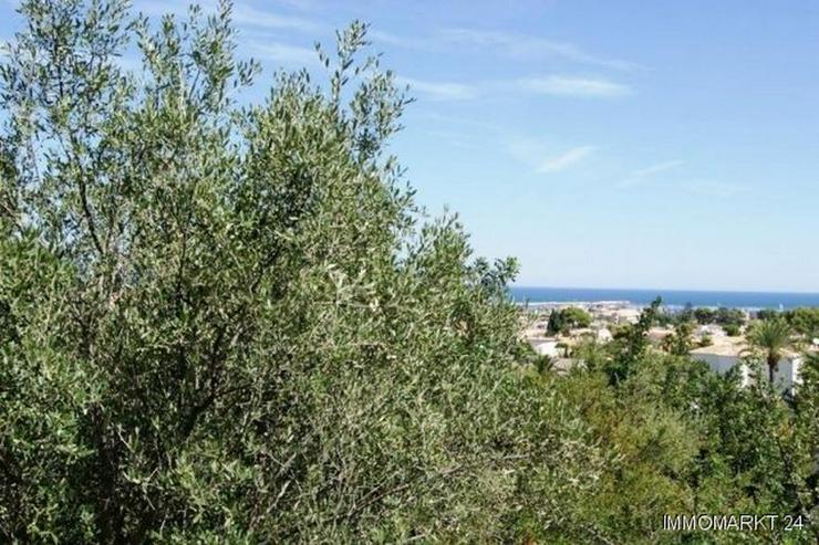 Bild 3: Grundstück mit sehr schönem Meerblick