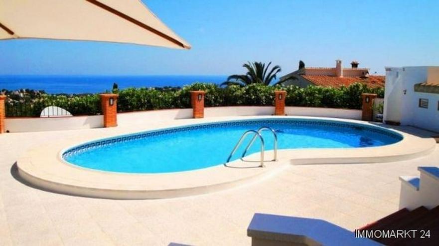 Renovierte Villa mit phantastischem Meerblick - Bild 1