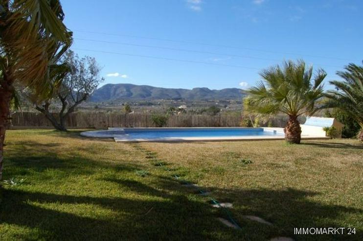 Bild 4: Sehr schöne Villa mit Blick auf die Berge
