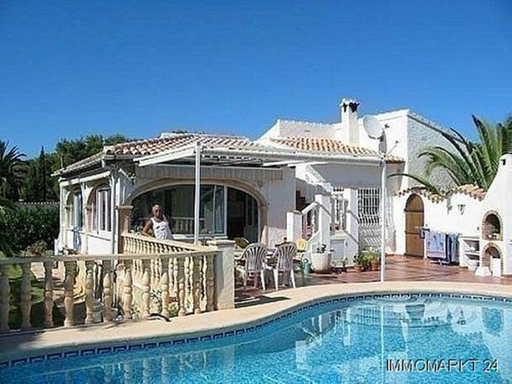 Villa mit wunderschönem Panoramameerblick - Haus kaufen - Bild 1