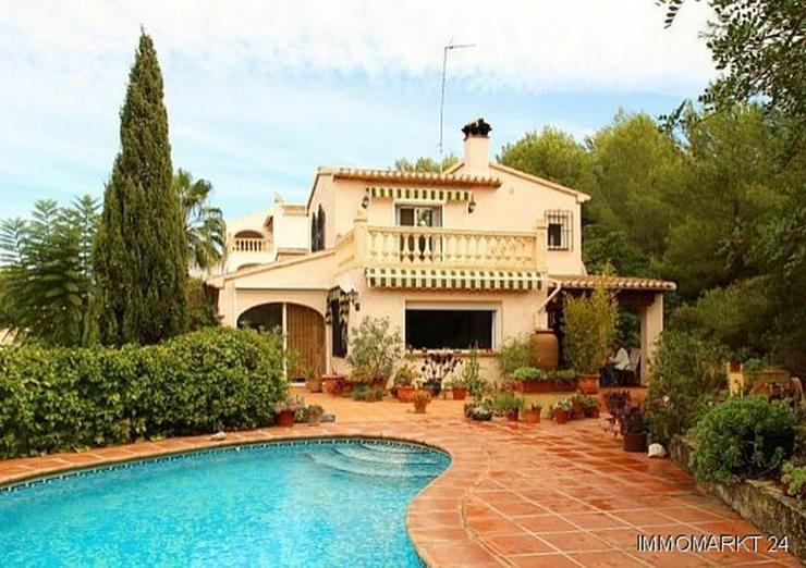 Villa mit wunderschönem Panoramablick in Covatelles - Haus kaufen - Bild 1