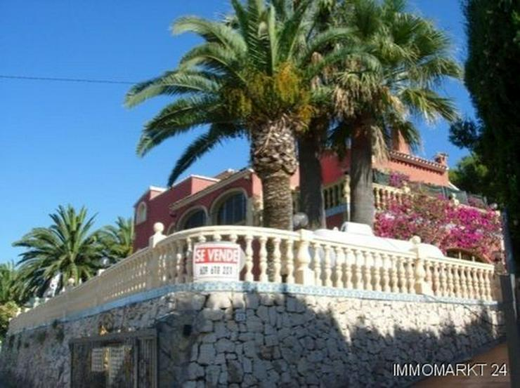 Bild 2: Großzügige Villa mit Meerblick
