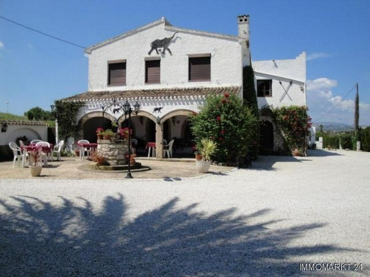 Landhaus geeignet für eine Pension - Haus kaufen - Bild 1