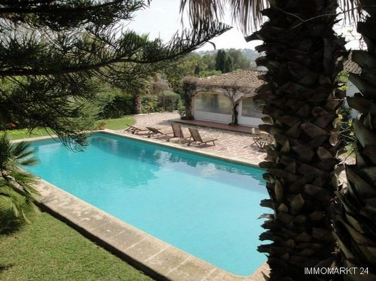 Bild 4: Wunderschöne Villa mit Pool und Tennisplatz