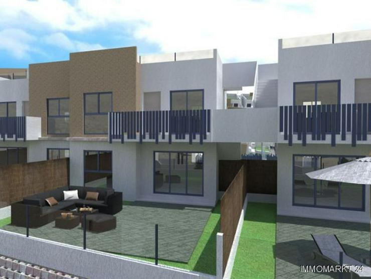 Moderne Erdgeschoss-Wohnungen nur ca. 1 km vom Strand - Wohnung kaufen - Bild 1