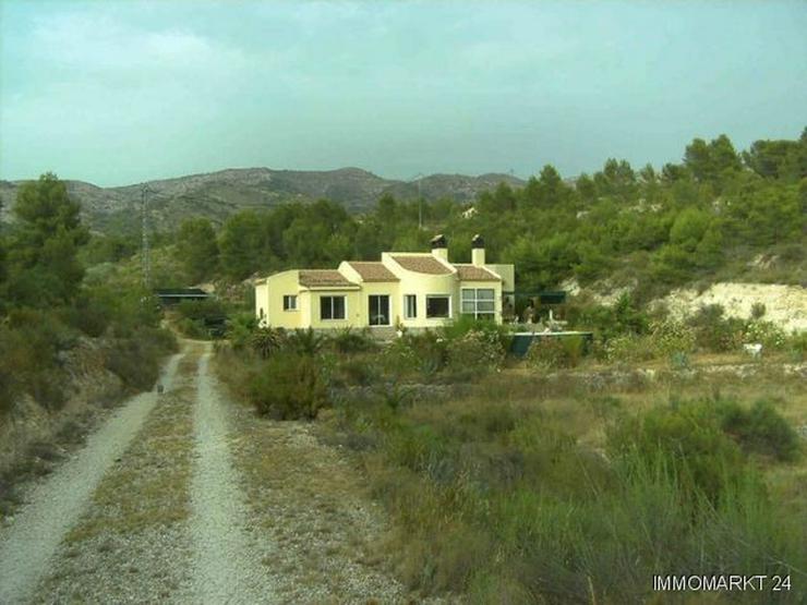 Bild 3: Landhaus-Villa mit beeindruckendem Panoramablick