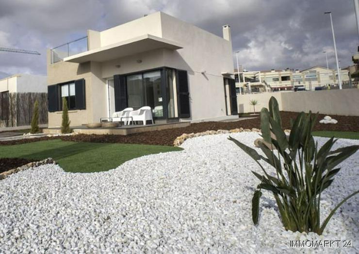 Moderne 2-Schlafzimmer-Villen nur ca. 1 km vom Strand - Bild 1