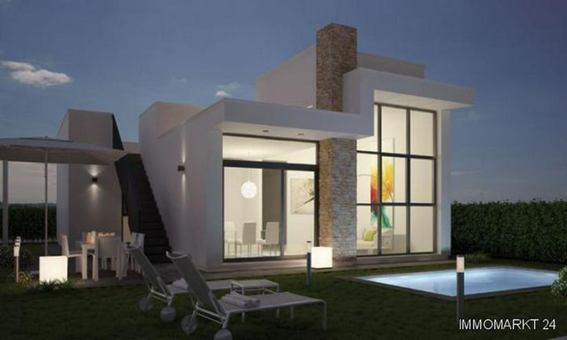 Bild 4: Moderne Design-Villen mit 2 Schlafzimmern und Privatpool
