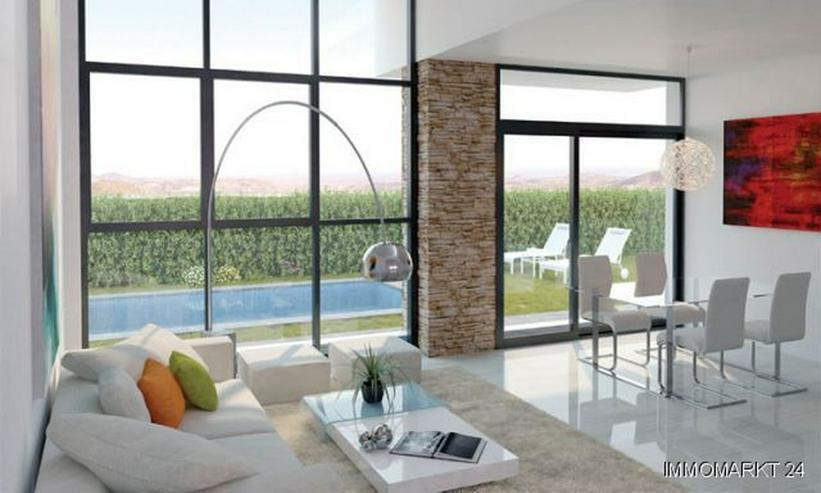 Bild 3: Moderne Design-Villen mit 2 Schlafzimmern und Privatpool