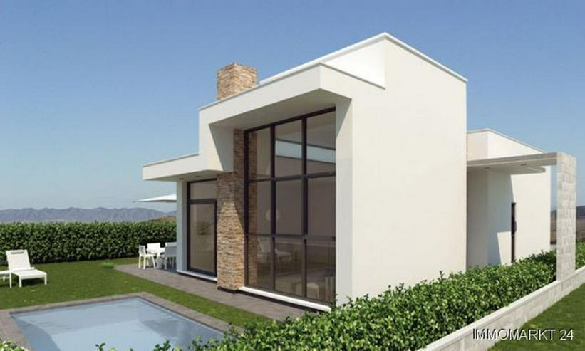 Moderne Design-Villen mit 2 Schlafzimmern und Privatpool - Haus kaufen - Bild 1