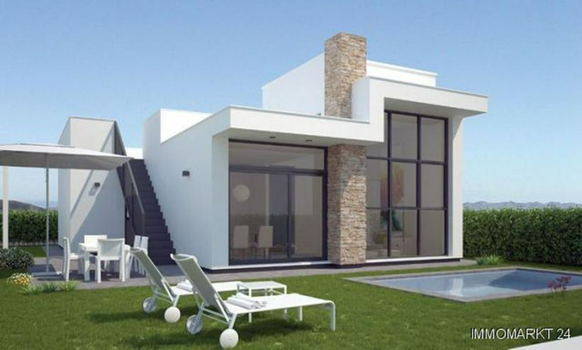 Moderne Design-Villen mit 3 Schlafzimmern und Privatpools - Haus kaufen - Bild 1