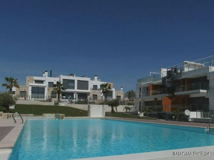 3-Zimmer-Penthouse-Wohnungen mit Gemeinschaftspool - Wohnung kaufen - Bild 1