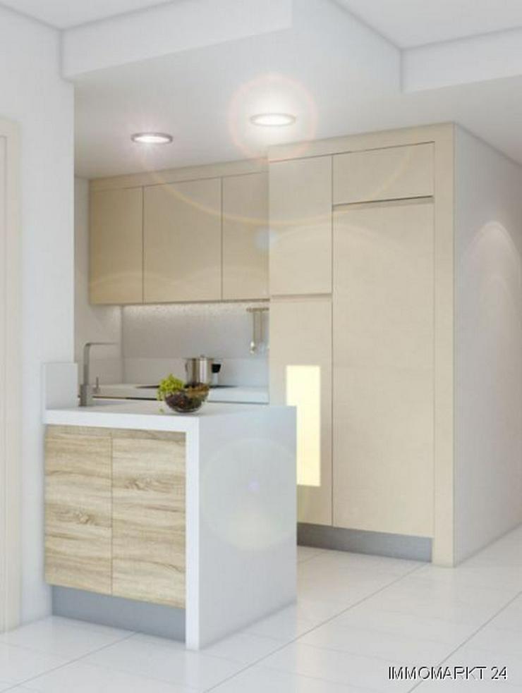 Bild 6: 3-Zimmer-Penthouse-Wohnungen mit Gemeinschaftspool