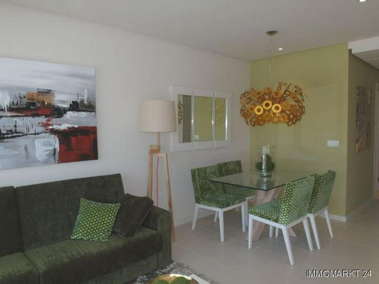 Bild 5: 3-Zimmer-Penthouse-Wohnungen mit Gemeinschaftspool