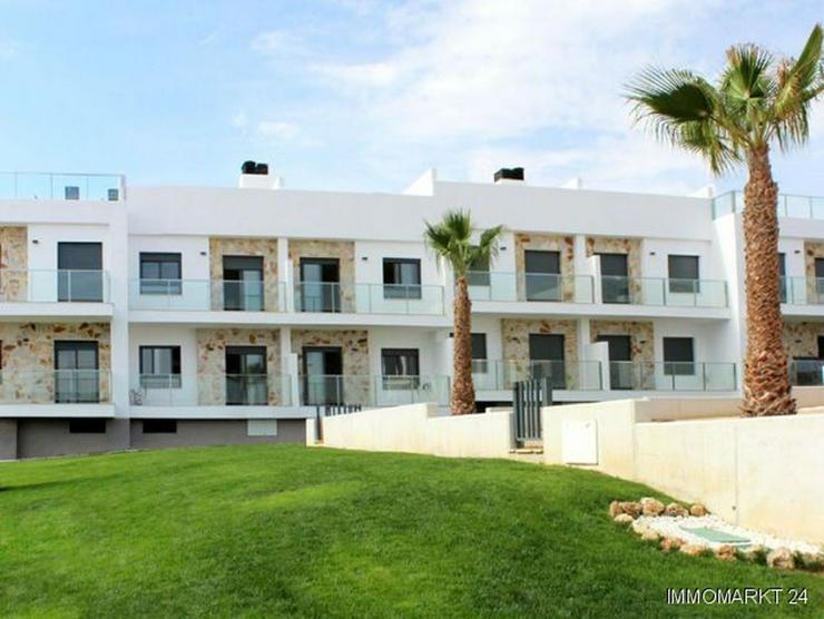 Bild 3: 3-Zimmer-Penthouse-Wohnungen mit Gemeinschaftspool