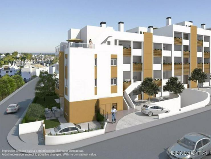 Bild 3: Maisonette-Wohnungen mit Meerblick