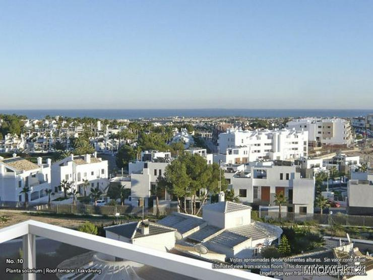 Bild 4: Maisonette-Wohnungen mit Meerblick