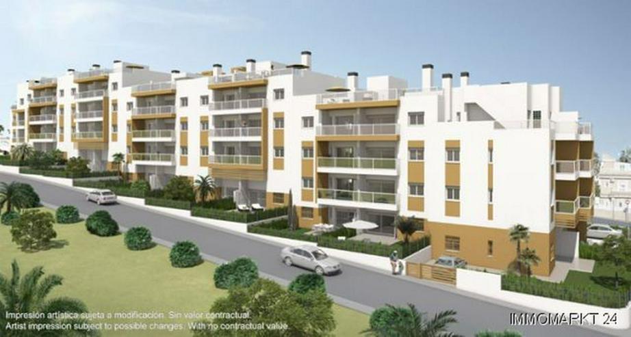 Bild 2: Maisonette-Wohnungen mit Meerblick
