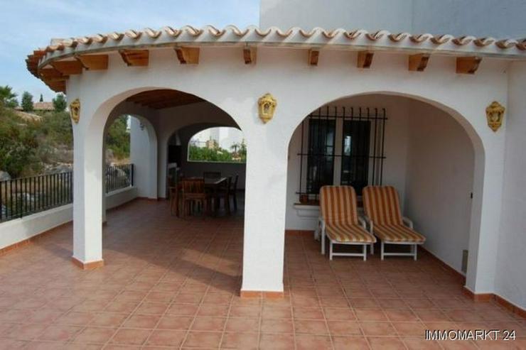 Bild 3: Villa mit Pool am Monte Pego