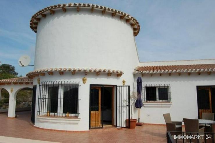 Bild 2: Villa mit Pool am Monte Pego