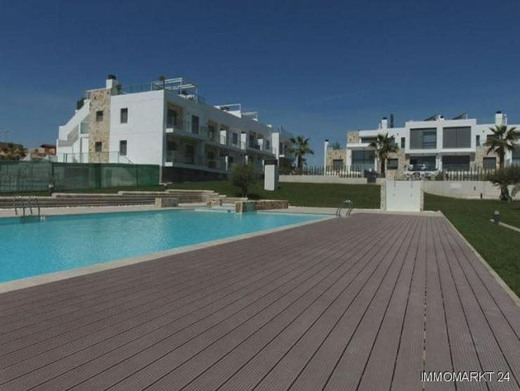Moderne Penthouse-Wohnungen mit Gemeinschaftspool - Wohnung kaufen - Bild 3
