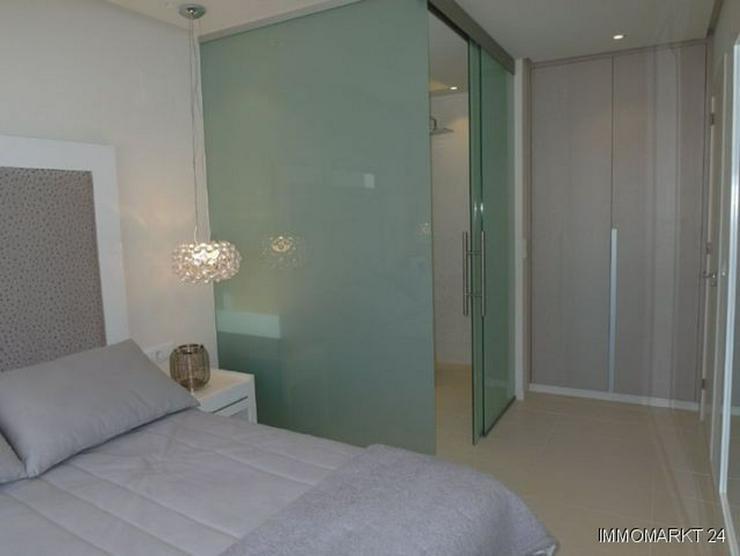 Bild 8: Moderne Penthouse-Wohnungen mit Gemeinschaftspool