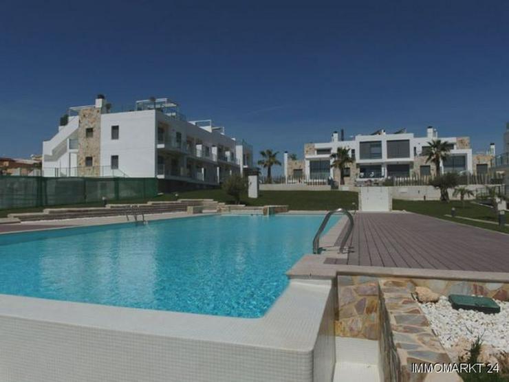 Bild 1: Moderne Penthouse-Wohnungen mit Gemeinschaftspool