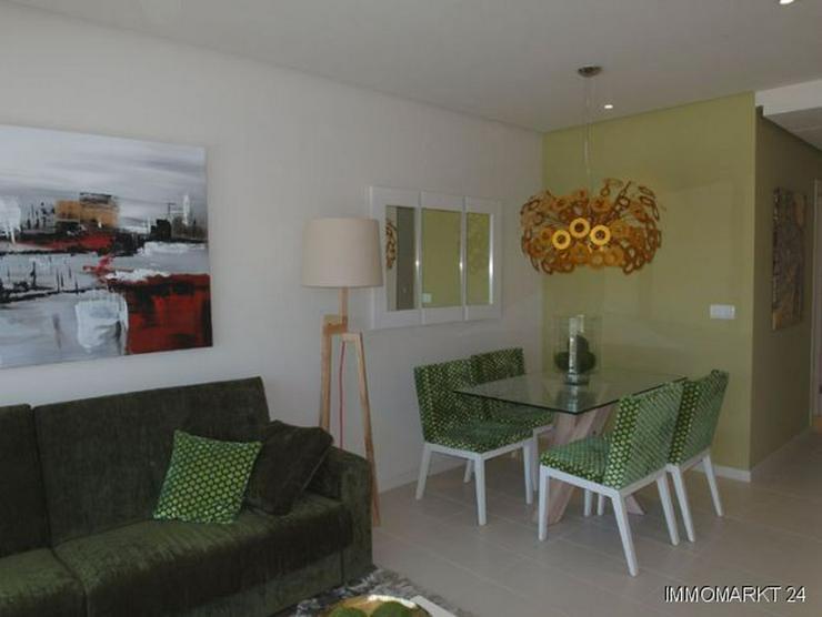Bild 5: Moderne Penthouse-Wohnungen mit Gemeinschaftspool