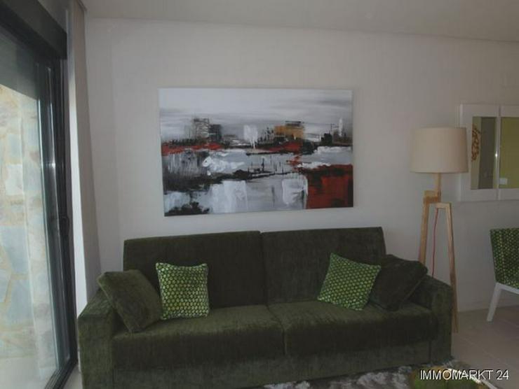 Bild 6: Moderne Penthouse-Wohnungen mit Gemeinschaftspool