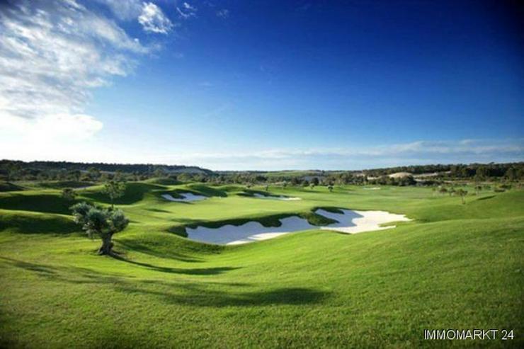 Bild 6: Luxuswohnungen mit Meerblick in exklusivem Golf Resort