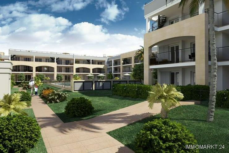 Bild 4: Exklusive Erdgeschoss-Appartements in Anlage am Strand