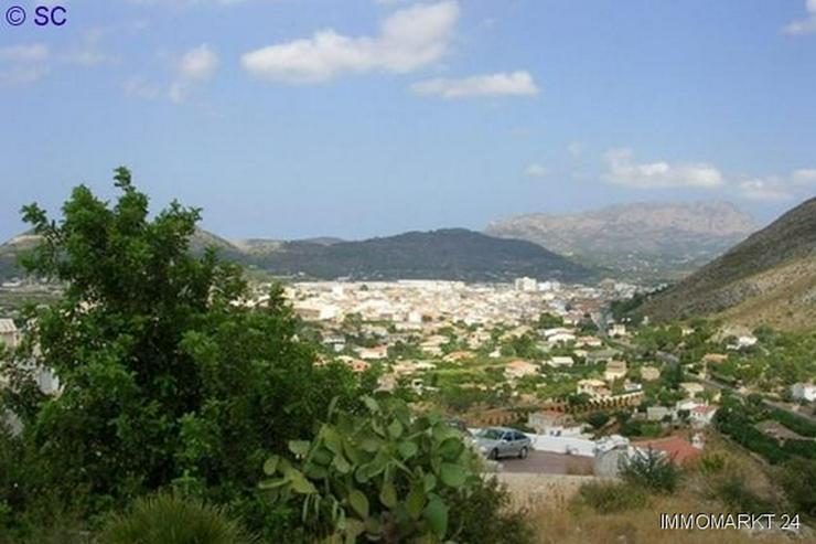Bild 4: Grundstück in Pedreguer