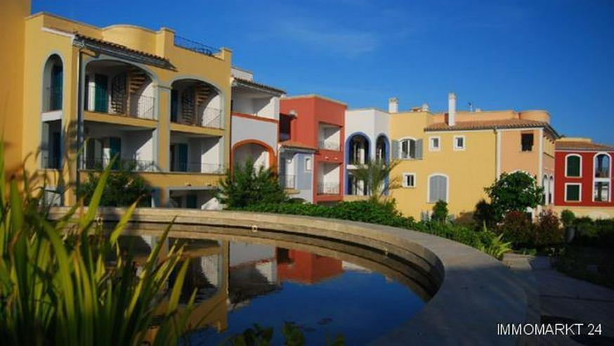 Bild 3: Luxuriöse 3-Schlafzimmer-Erdgeschosswohnungen nur 120 m vom Hafen