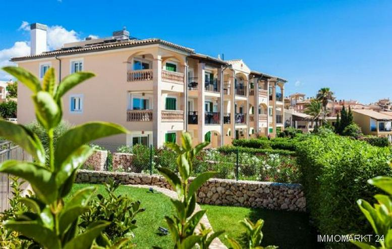 Neubau-Appartements mit privatem Garten und Meerblick - Wohnung kaufen - Bild 1