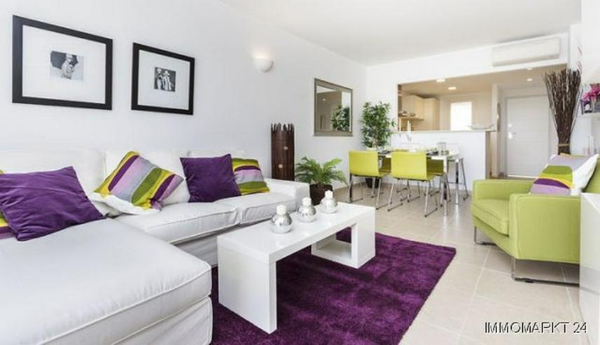 Bild 6: Neubau-Appartements mit privatem Garten und Meerblick