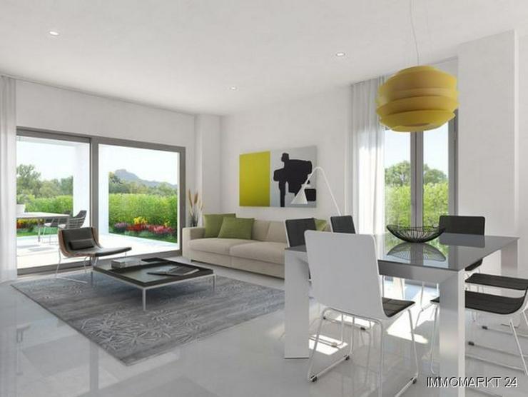 Bild 4: Exklusive 3-Schlafzimmer-Wohnungen nur 800 m vom Strand