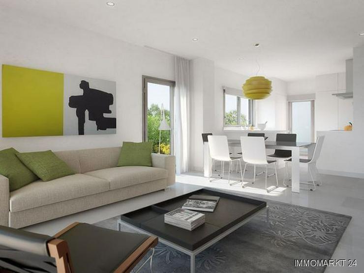 Bild 5: Exklusive 3-Schlafzimmer-Wohnungen nur 800 m vom Strand
