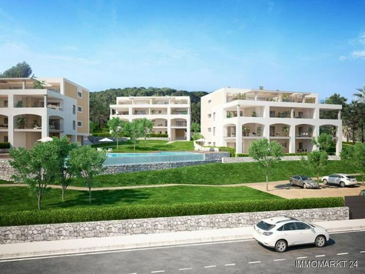 Exklusive 3-Schlafzimmer-Wohnungen nur 800 m vom Strand - Wohnung kaufen - Bild 1