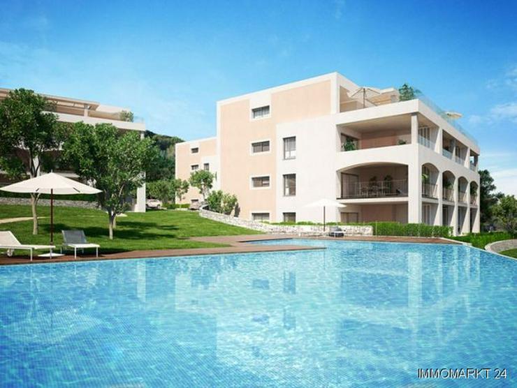 Bild 2: Exklusive 3-Schlafzimmer-Wohnungen nur 800 m vom Strand