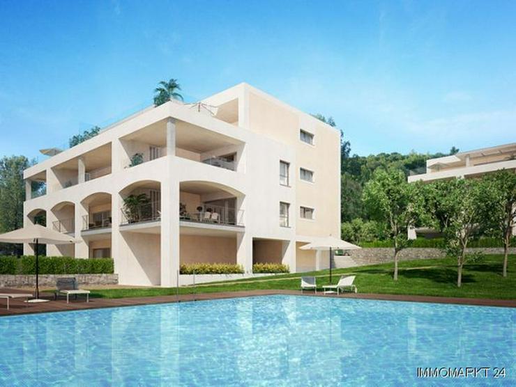 Bild 3: Exklusive 3-Schlafzimmer-Wohnungen nur 800 m vom Strand