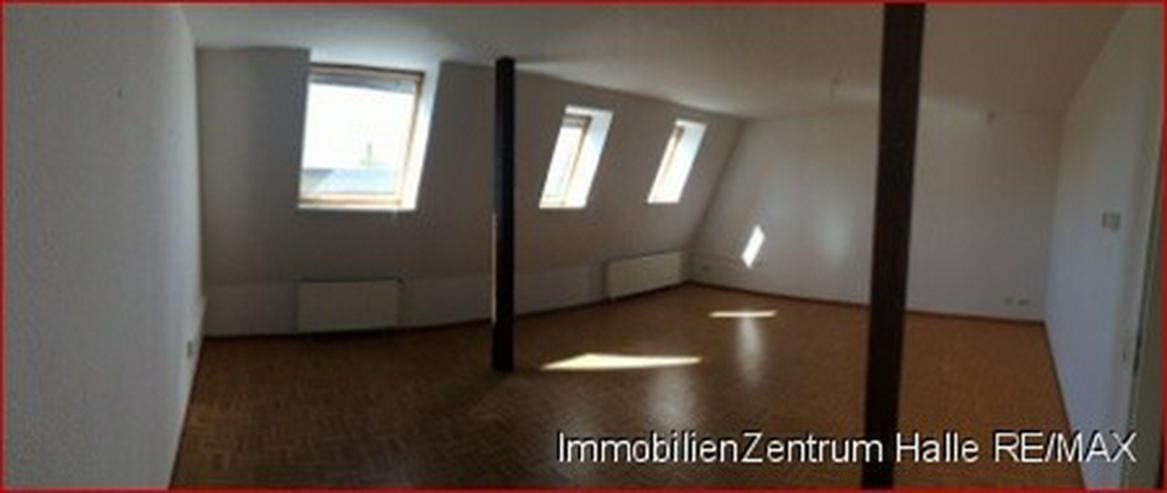 Schöne DG-Wohnung nähe Bahnhof - Wohnung mieten - Bild 1