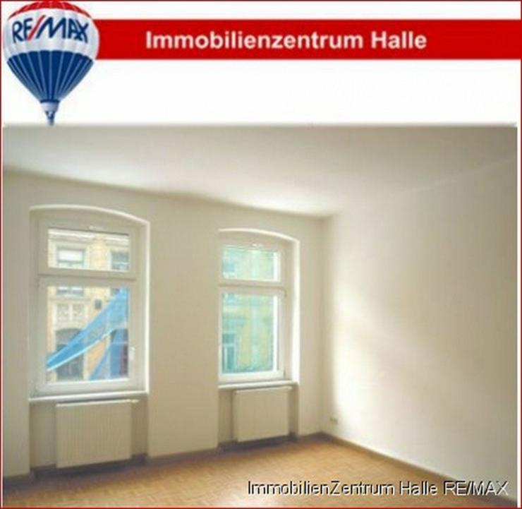 Ideal für Pendler und WG?s !!! Günstige 3-Raum Wohnung in Bahnhofsnähe ! - Wohnung mieten - Bild 1