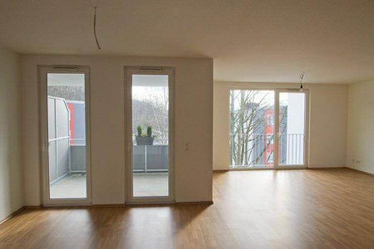 Bild 2: *WOHLFÜHLEN GARANTIERT-Neubauwohnung mit Balkon, riesigem Wohnz., 2 Bädern, am Aaper Wal...