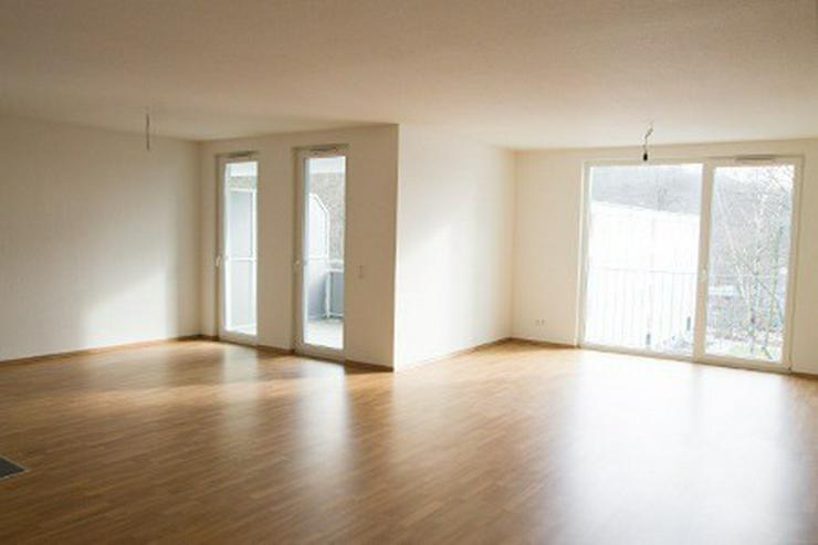 *WOHLFÜHLEN GARANTIERT-Neubauwohnung mit Balkon, riesigem Wohnz., 2 Bädern, am Aaper Wal...